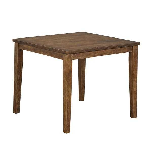 Langner Solid Wood Dining Table - Wayfair