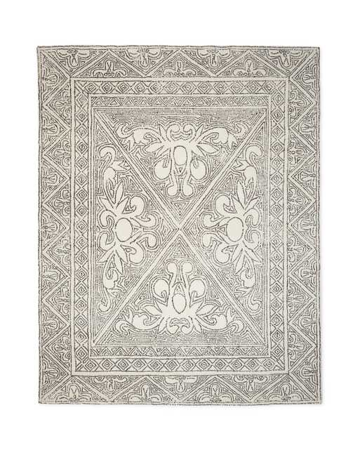 Mirabelle Rug - Ivory - 8' x 10' - Serena and Lily