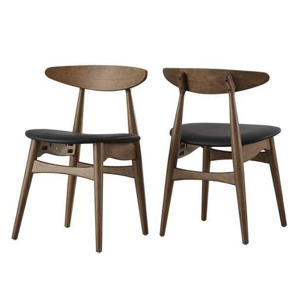 Gracie Side Chair (Set of 2) - Wayfair