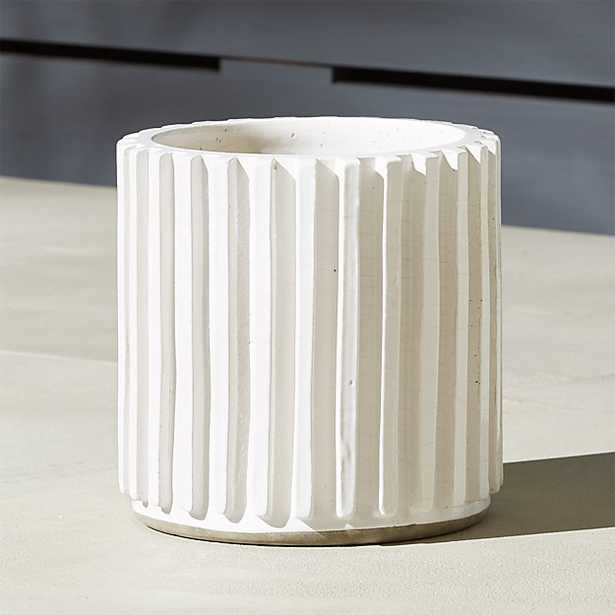 LINEAL SMALL PLANTER - CB2