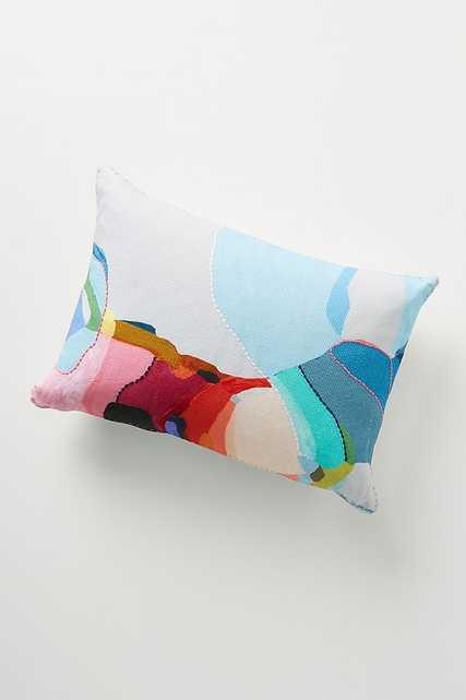 Claire Desjardins Kaleidoscope Pillow - Anthropologie
