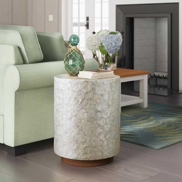 Beachcrest Home Dalvey End Table - Wayfair