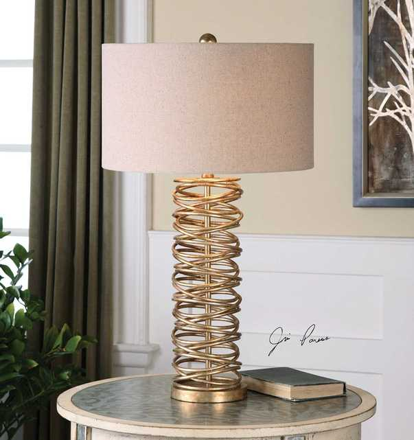 AMAREY TABLE LAMP - Hudsonhill Foundry