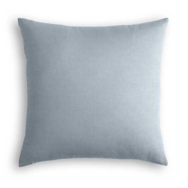 Throw Pillow Classic Linen - Dusk - with insert - Loom Decor
