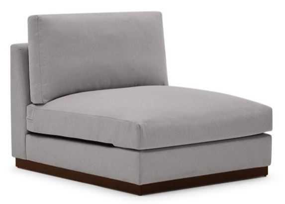 Holt Armless Chair - Joybird