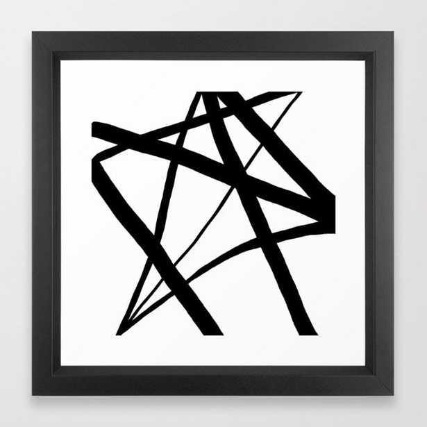 A Harmony of Line and Shapes - Society6