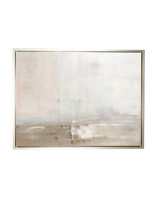 "HAZY DUNE Framed Art - 40"" L x 30"" H - McGee & Co."