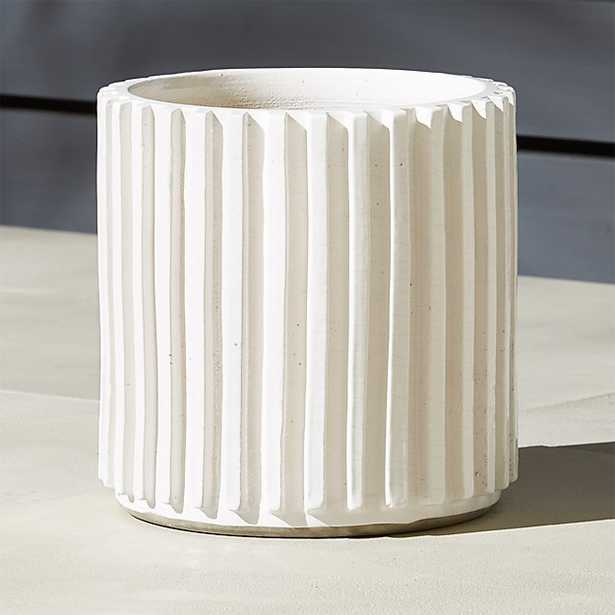 LINEAL LARGE PLANTER - CB2