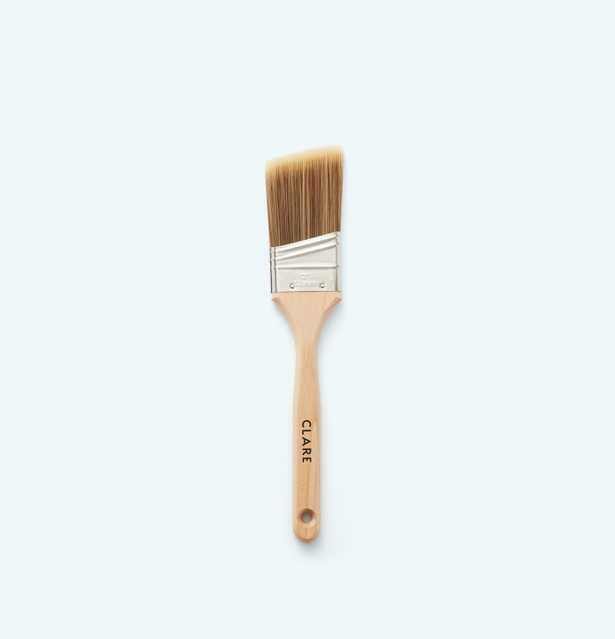"""Clare Paint - 2"""" Angle Paint Brush - Clare Paint"""