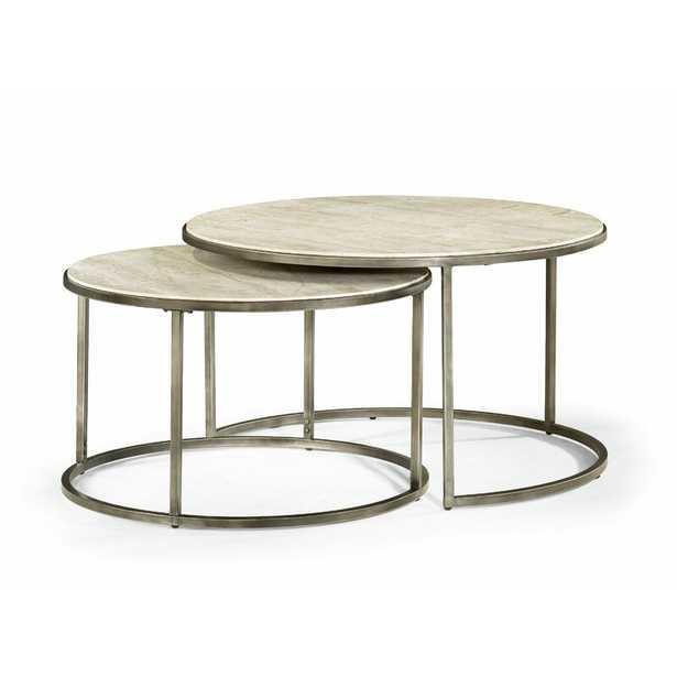 Antonio 2 Piece Coffee Table Set - Wayfair