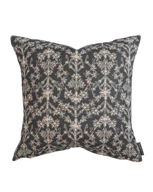 """BAYLEE FLORAL PILLOW COVER 22"""" - McGee & Co."""