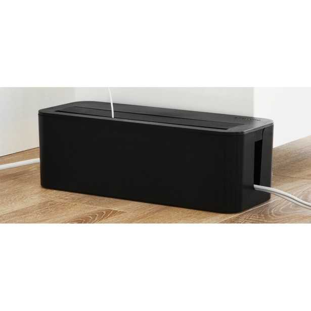 In-Box Cable Management Organizing Box for Under Desk - Wayfair