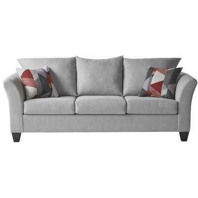 "Dawna 85"" Rolled Arms Sofa - Wayfair"