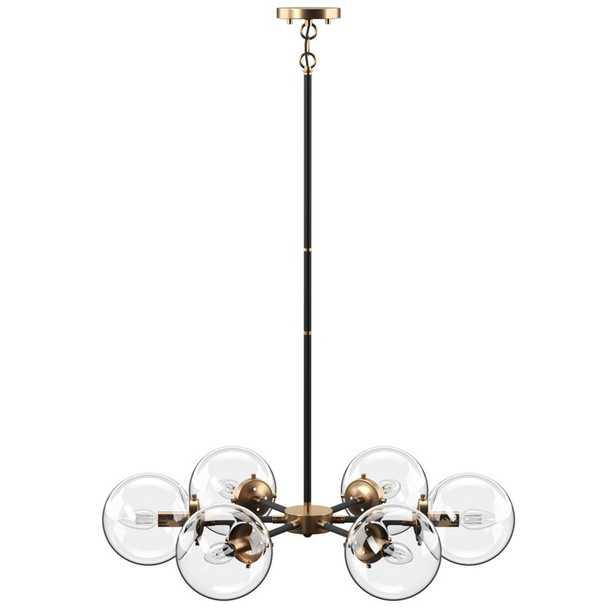 Shontelle 6 - Light Sputnik Sphere Chandelier - Wayfair