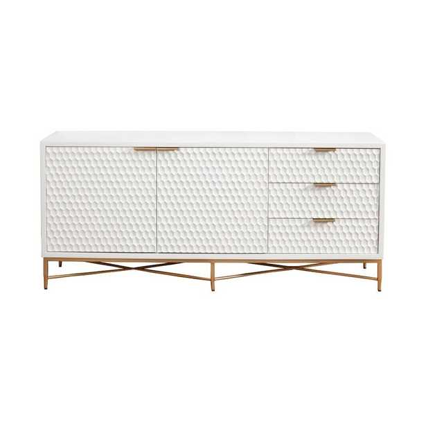 Francesca TV Stand for TVs up to 70 inches - Wayfair