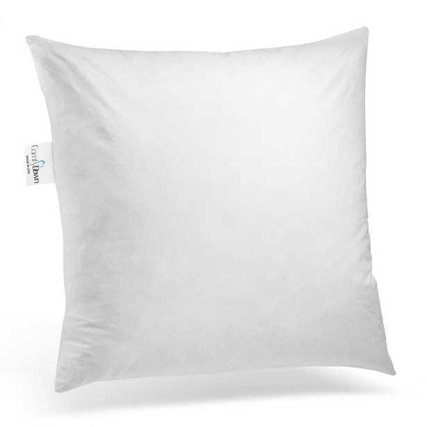 "Pillow Inserts Cotton Throw Pillow - 24"" - Wayfair"