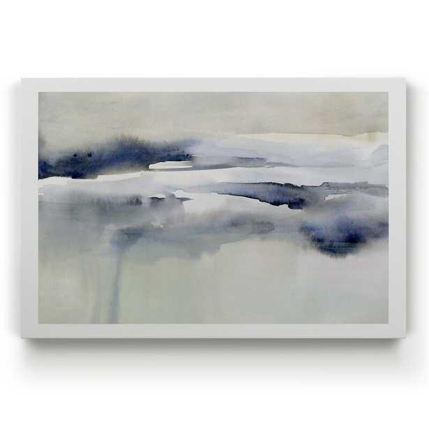 'Passing Through I' - Painting Print on Canvas - 36'' H x 48'' W x 1.5'' D - Wayfair