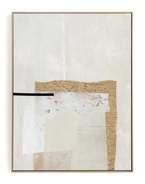 You Should Know I - 30x40, Canvas - Minted