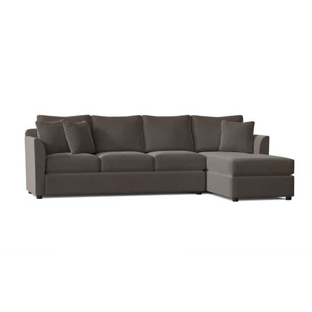 """110"""" Sectional With Chaise - Birch Lane"""