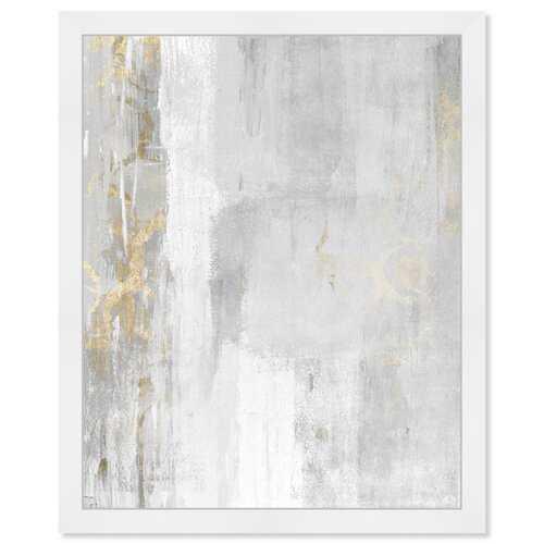 'Oliver Gal 'Abstract Elegance Graphic Art Print - Wayfair