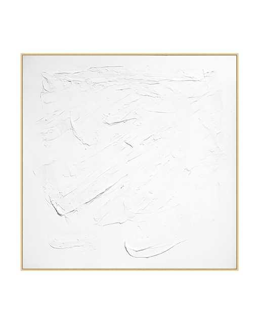 TEXTURE STUDY Framed Art - McGee & Co.