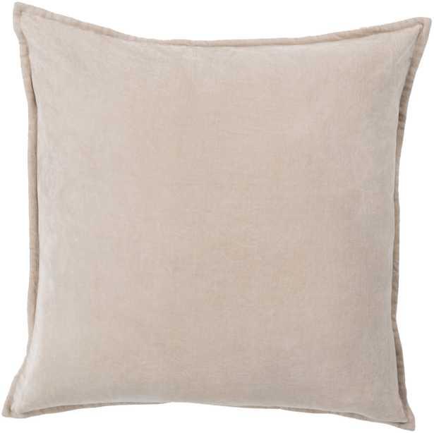"Lou Pillow Cover, 20"" x 20"" - Roam Common"