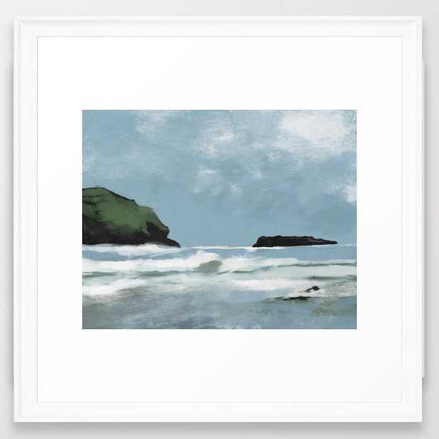 Kernow Framed Art Print - Society6