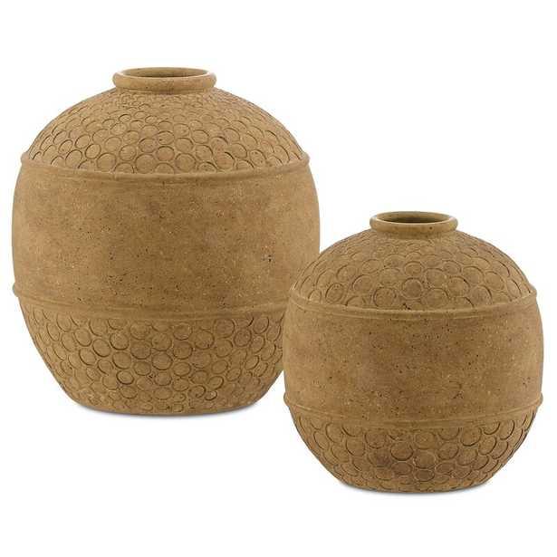Lubao Table Vase - SMALL - Perigold