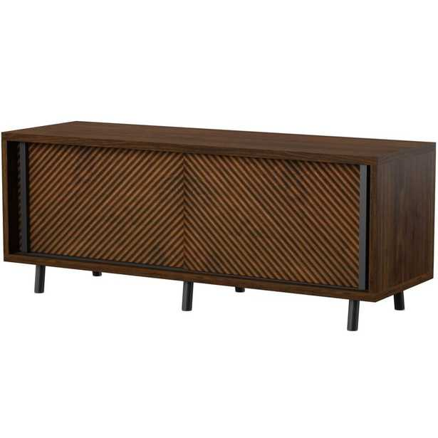 """Posner TV Stand for TVs up to 60"""" - Wayfair"""