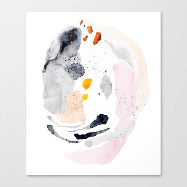 thoughtform - abstract painting Canvas Print - Society6