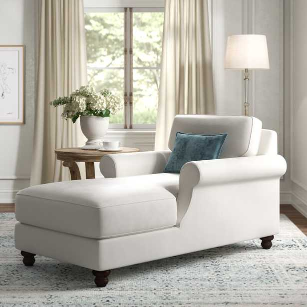 Hermitage Chaise Lounge / Bevin Natural - Wayfair