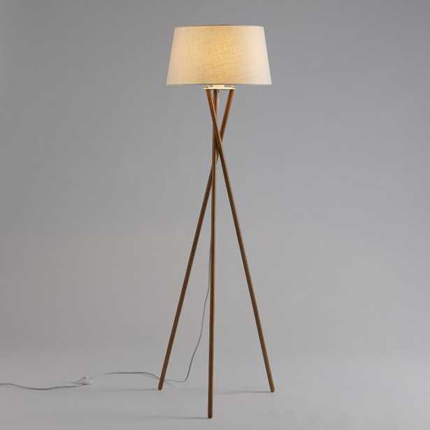 """Dejong 61"""" Tripod Floor Lamp - Wayfair"""