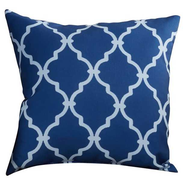 Reuter Square Pillow Cover and Insert - Wayfair