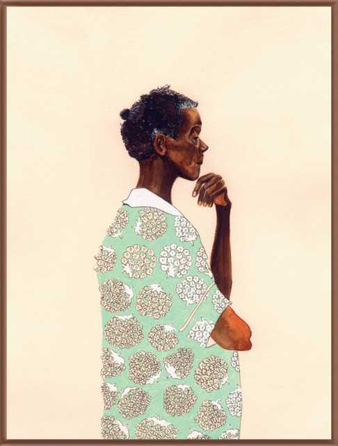 Lineage  BY SHADRA STRICKLAND - Artfully Walls