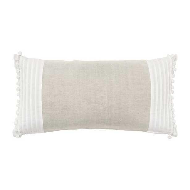 Bustamante Cotton Lumbar Pillow - Wayfair
