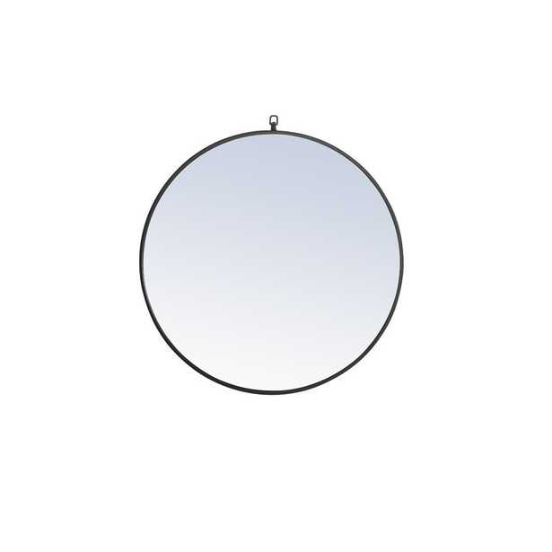 Ariella Modern and Contemporary Distressed Accent Mirror - AllModern