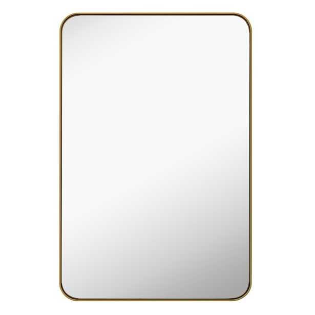 """Inman Accent Mirror - 36"""" x 24"""" - Wayfair"""