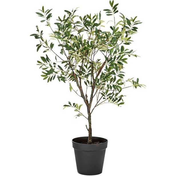 Faux Olive Tree 4' - CB2