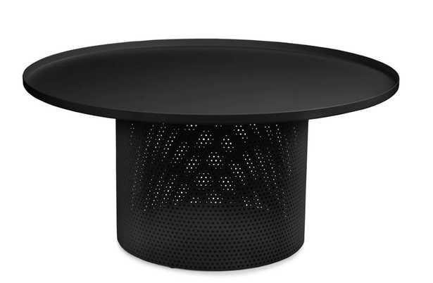 Equa Black Coffee Table - Article