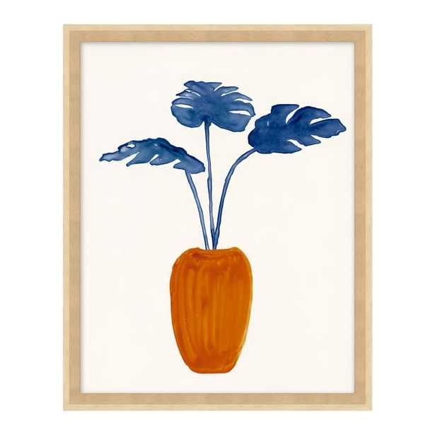 House Plant 3 Painting, Multi, Small - West Elm