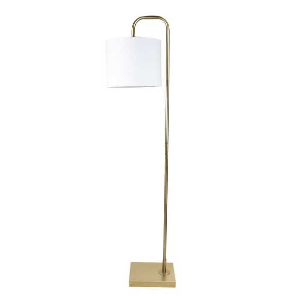 """Day 62"""" Arched Floor Lamp - Wayfair"""