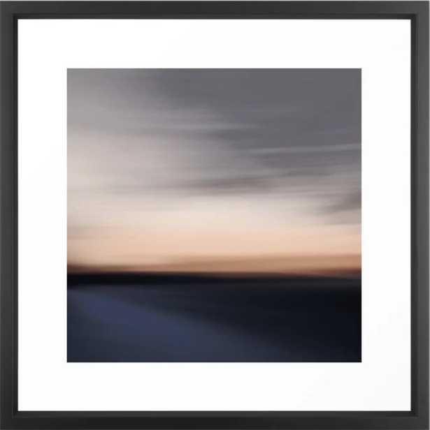 Dreamscape # 13 Framed Art Print, 22x22 - Society6