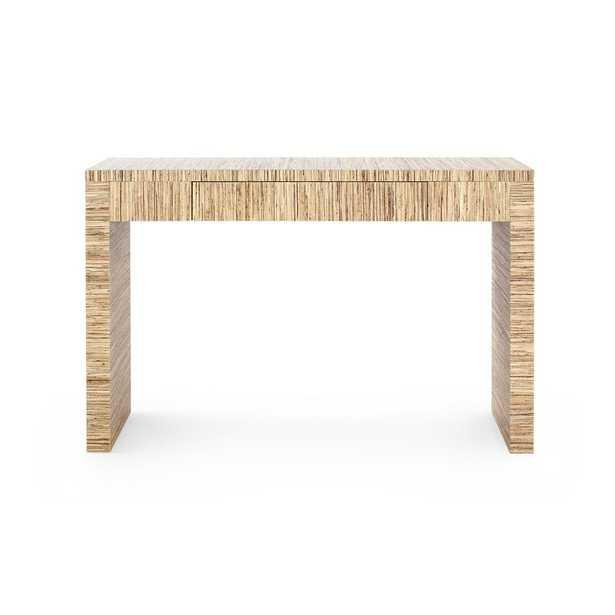 Morgan Papyrus Console Table - Perigold