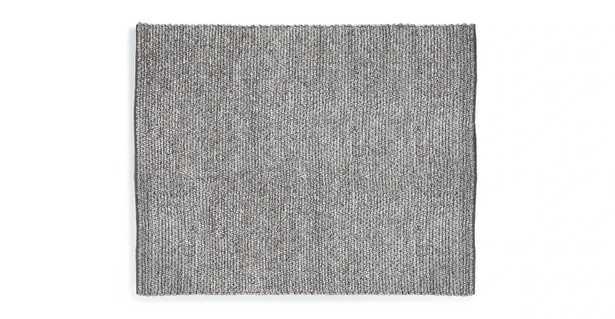 Hira Metal Gray Rug 8 x 10 - Article