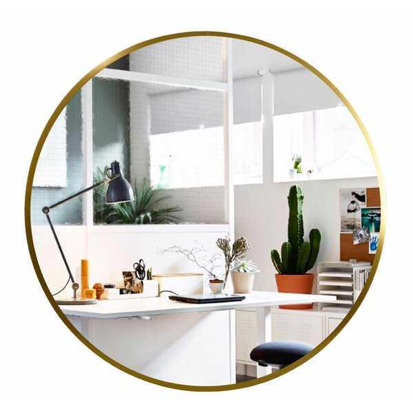 Lafon Modern & Contemporary Wall Mounted Bathroom/Vanity Mirror - Wayfair