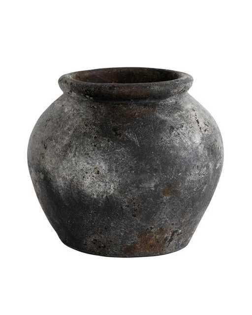 Aged Terracotta Jar - McGee & Co.