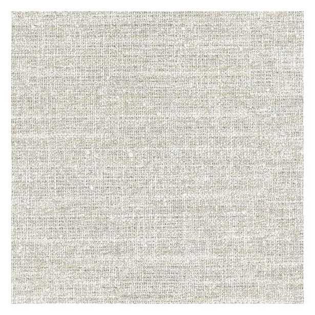 Tweed Peel and Stick Wallpaper - Beige - York Wallcoverings