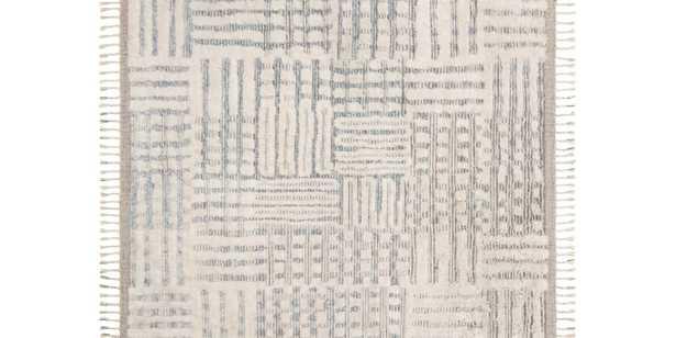 KF-01 IVORY / SKY - Loma Threads