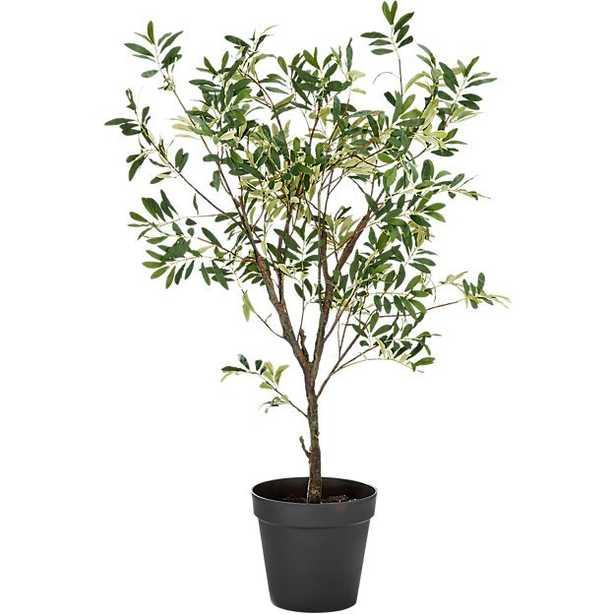 Faux Olive Tree 4' - CB2