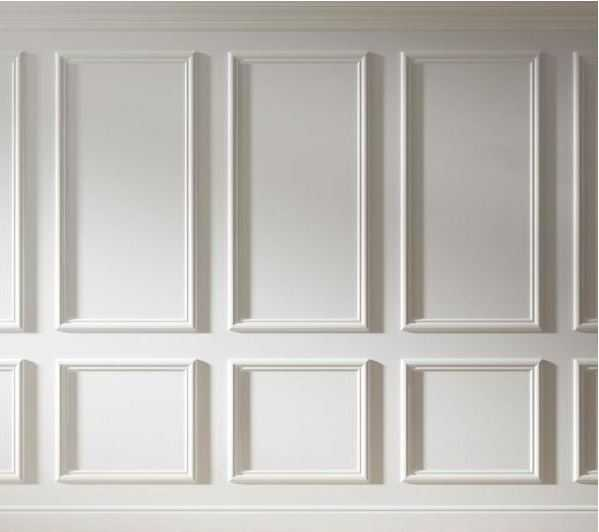 3/8 in. x 40 in. x 20 Hover Image to Zoom 3/8 in. x 40 in. x 20 in. Prescott White PVC Decorative Wall Panel (2-Piece) in. Prescott White PVC Decorative Wall Panel (2-Piece) - Home Depot